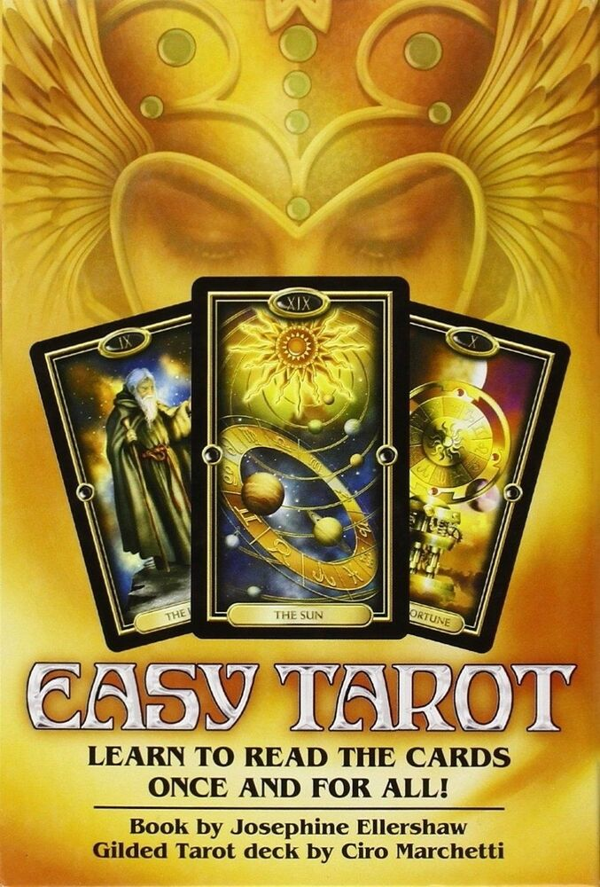 Easy Tarot: Learn To Read The Cards