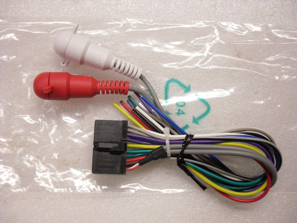 Jensen Wire Harness Msr3007