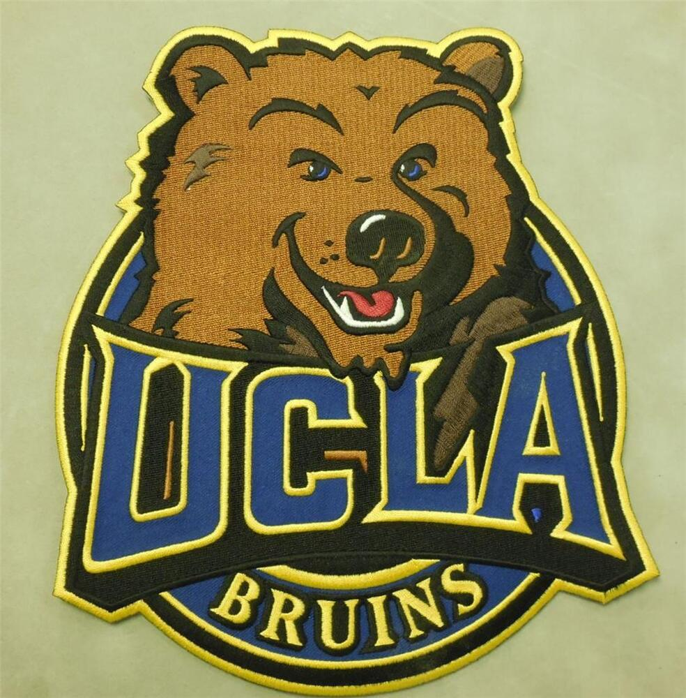 UCLA Bruins 1998-03 Secondary Logo Large Patch | eBay