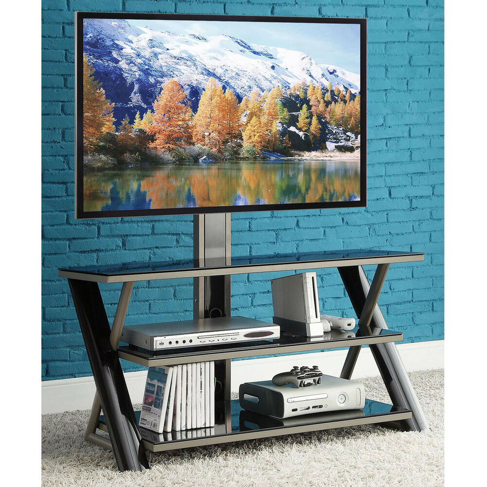 Whalen 3 In 1 Flat Panel Tv Stand For Tvs Up To 50 Quot Ebay