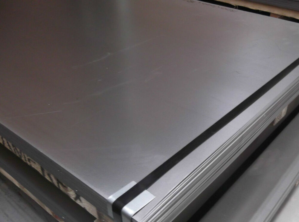 4mm S355 Mild Steel Sheet Plate Custom Cut To Size For