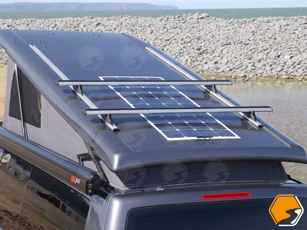 Elevating Roof Rack System For Vw T4 T5 T6 Motorhome