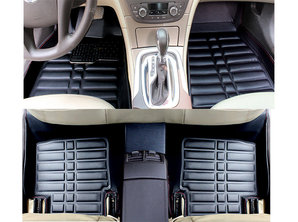 for chevrolet malibu 2011 2014 fly5d car floor mats front. Black Bedroom Furniture Sets. Home Design Ideas