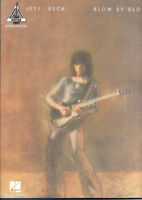"""JEFF BECK-""""BLOW BY BLOW""""-GUITAR RECORDED VERSIONS WITH TAB MUSIC BOOK NEW SALE!!"""