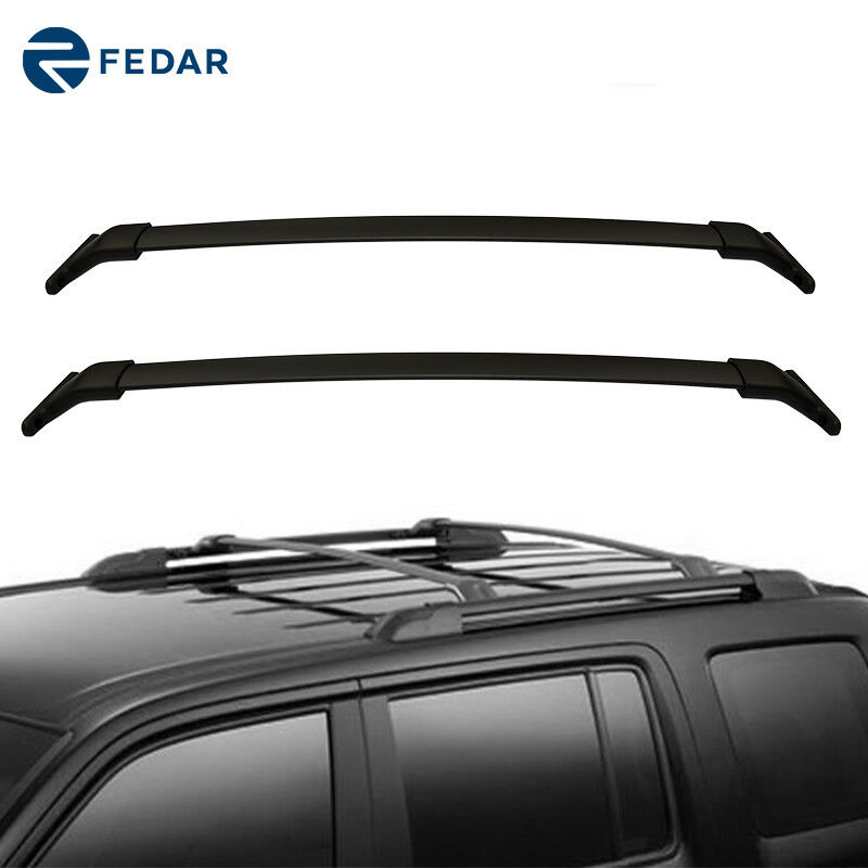 fedar roof rack cross bar cargo carrier for 2011 2015 honda odyssey roof rack ebay. Black Bedroom Furniture Sets. Home Design Ideas