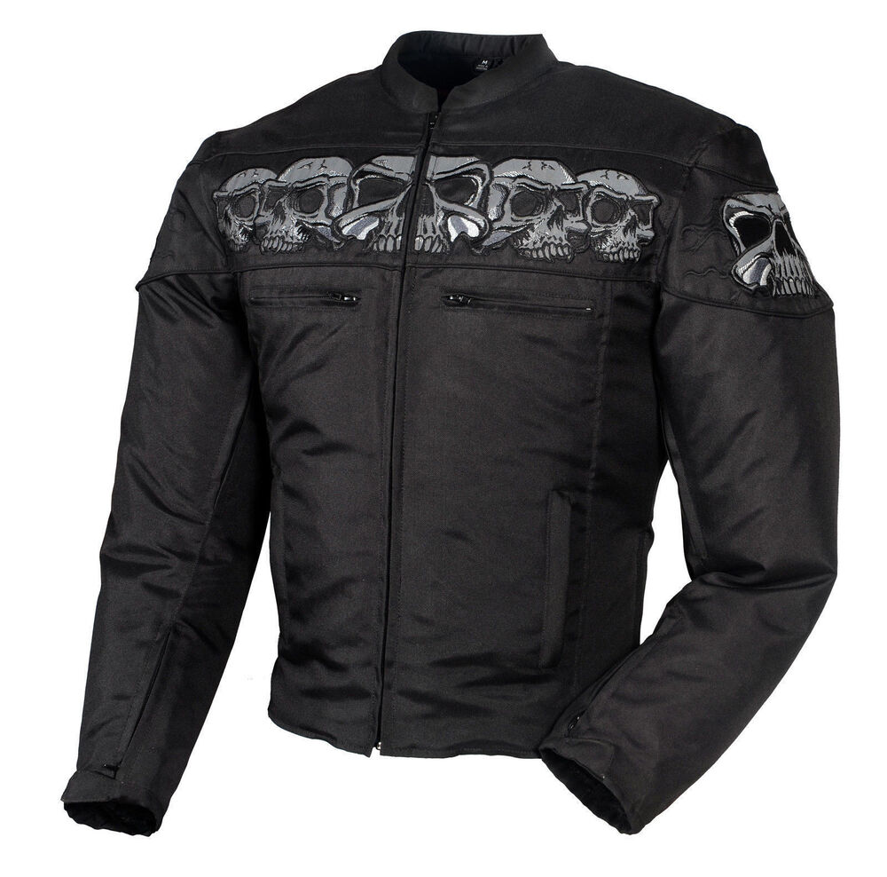 Textile vs leather motorcycle jackets