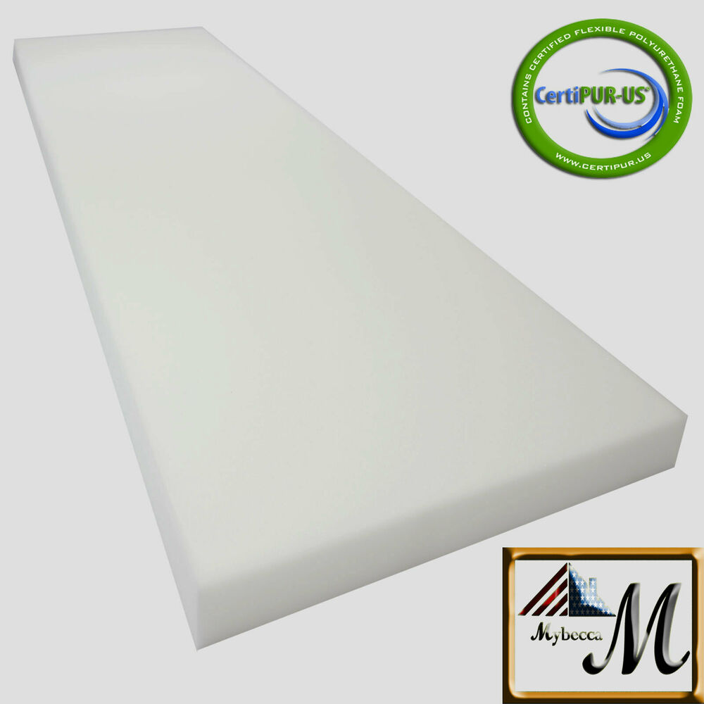 Medium Density Mybecca Upholstery Foam Cushion Seat