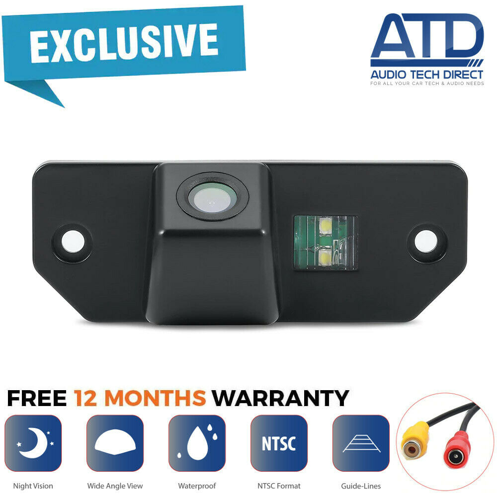 Direct Fit RearView Reversing Reverse Camera For Ford ...