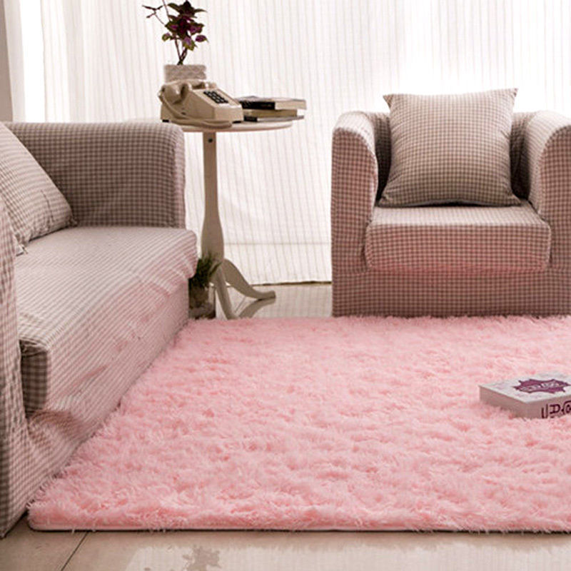 pink rugs for bedroom 4 x 5 soft living room carpet shag rug for dining 16752