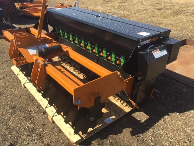 New Woods Precision Super Seeder 84 Quot Hunting Addition