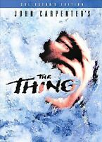The Thing (DVD, 2004, Widescreen Collectors Edition)