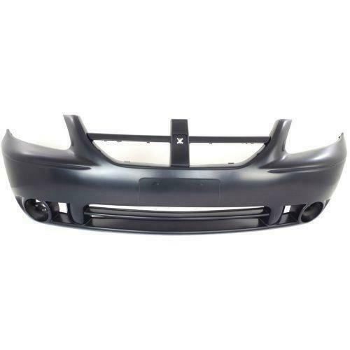 2005 2007 Dodge Grand Caravan Front Bumper Cover Primed