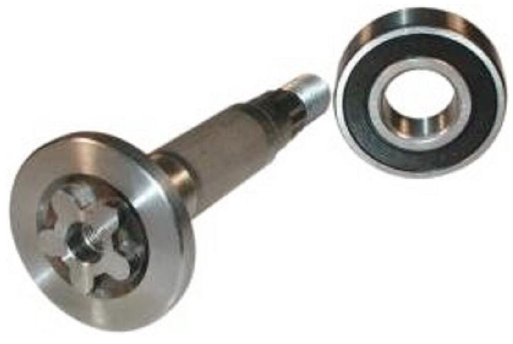 Tractor Spindle Shaft : Mower spindle shaft kit  for quot