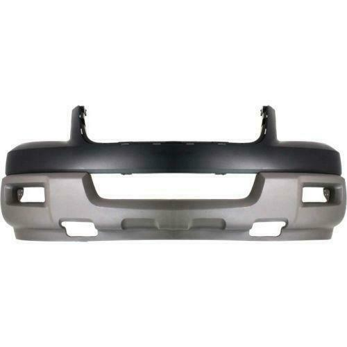 2009 Ford Expedition Exterior: 2003-2003 Ford Expedition Front Bumper Cover, Upper And