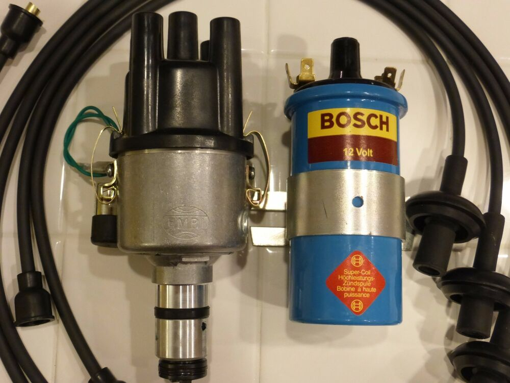 Vw Bug Electronic Ignition Package Vw Bus Electronic Bosch
