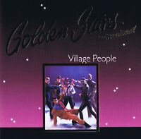VILLAGE PEOPLE - CD - GOLDEN STARS international