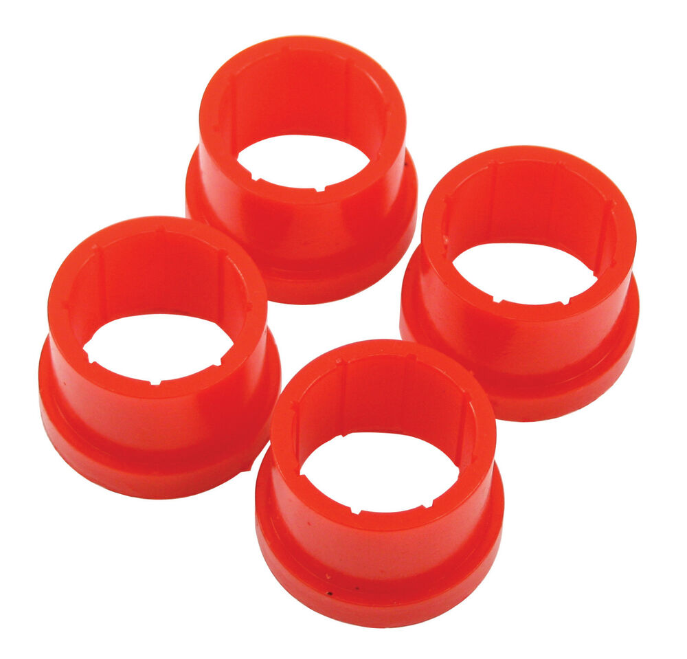 Axle Beam Outer Bushing Kit Link Pin Front End Trailing