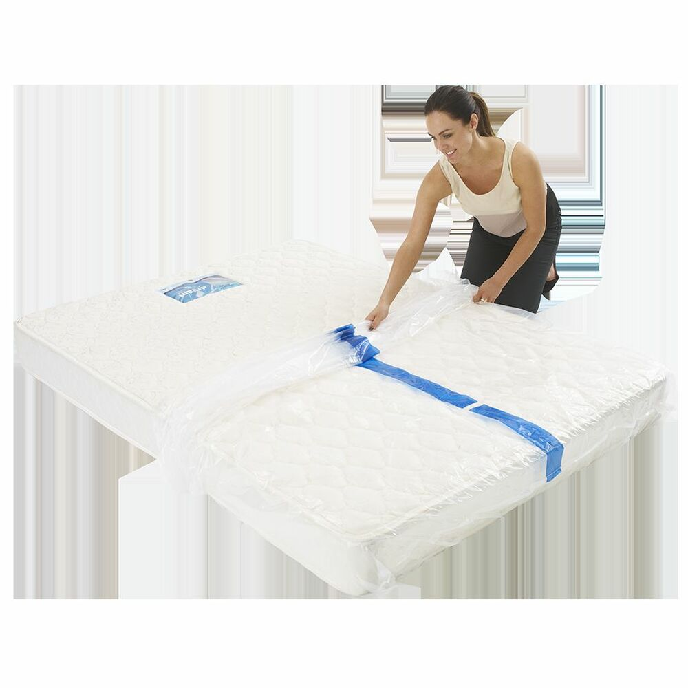 Queen Size Mattress Furniture Protective Plastic