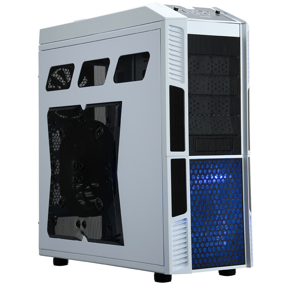Rosewill THOR V2-W White Edition Gaming ATX Full Tower ...