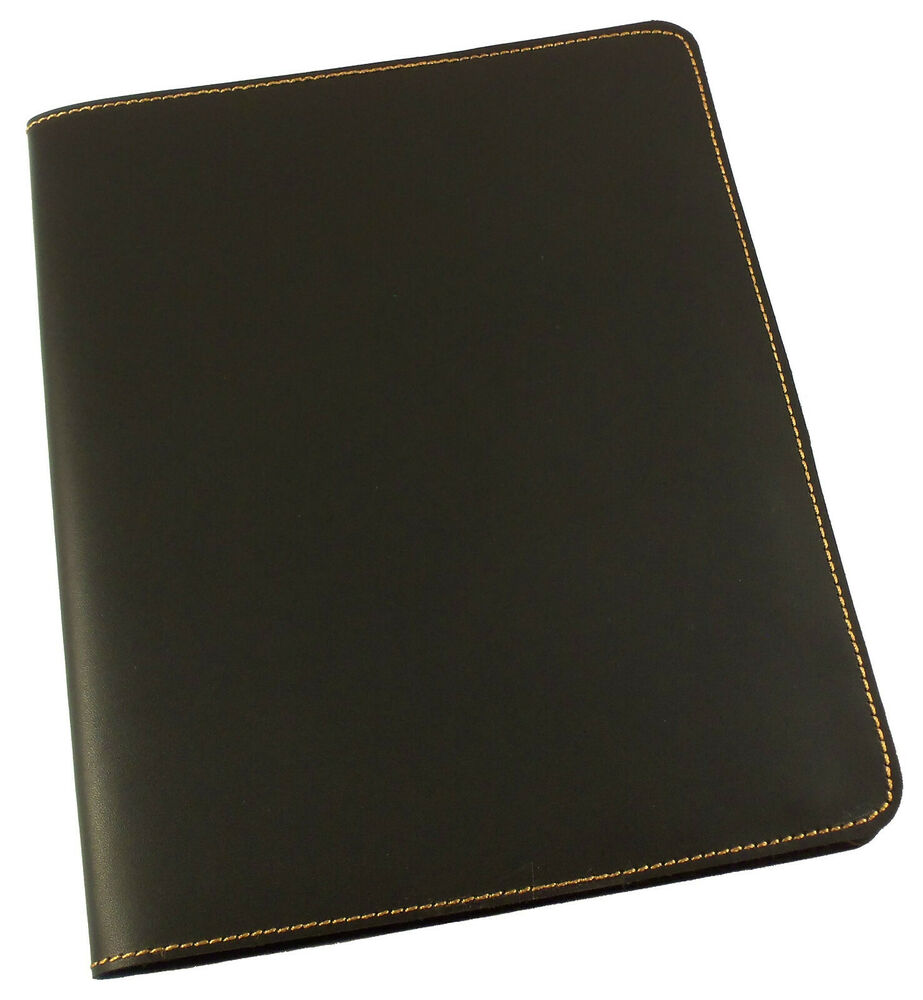 Composition Book Cover Template : Refillable genuine leather composition notebook cover