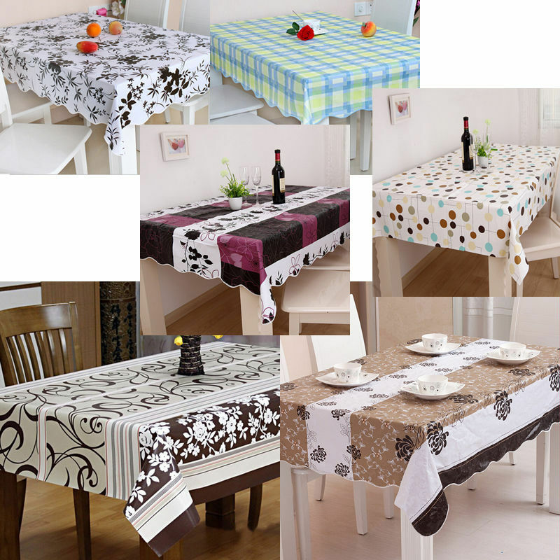 flannel backed wipe clean tablecloths vinyl pvc oilcloth