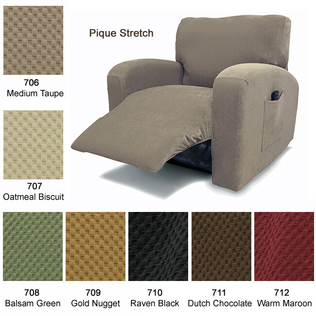 Stretch Chair Recliner Cover eBay : s l1000 from www.ebay.co.uk size 650 x 650 jpeg 74kB