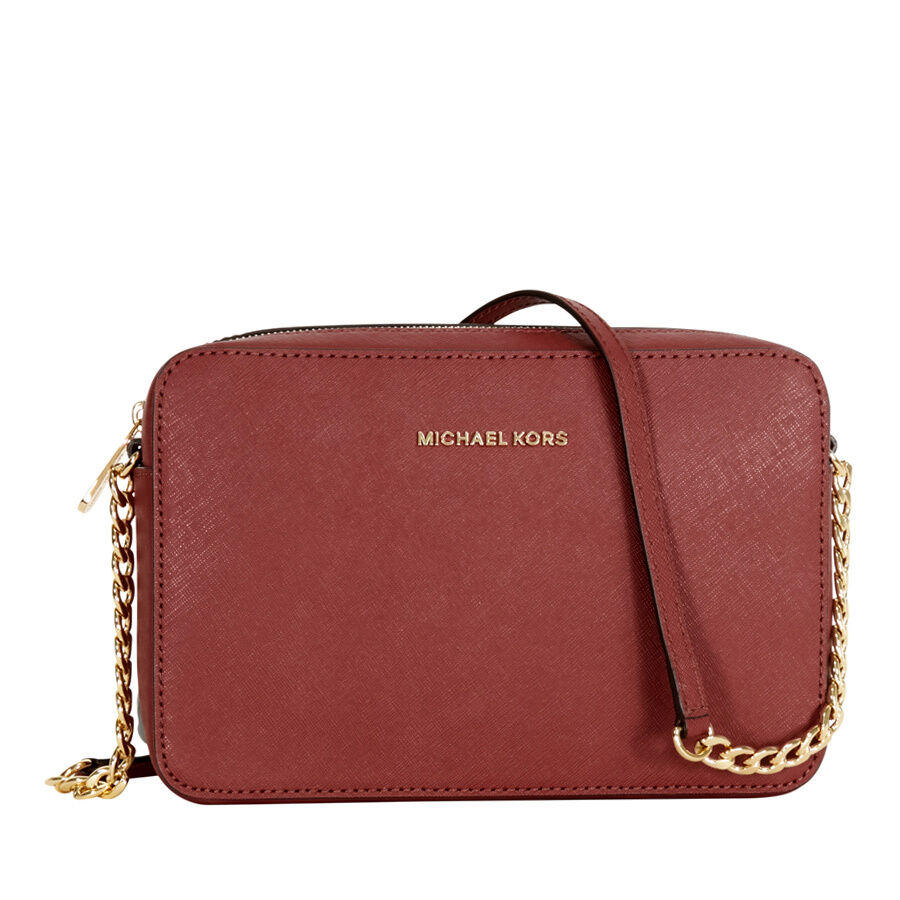 Bolsa Michael Kors Jet Set Saffiano : Bolsa michael kors jet set crossbody car interior design
