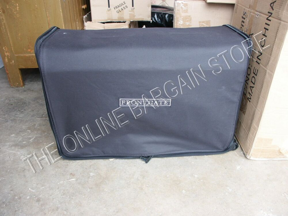 Frontgate Essential Inflatable Portable Guest Travel Ez