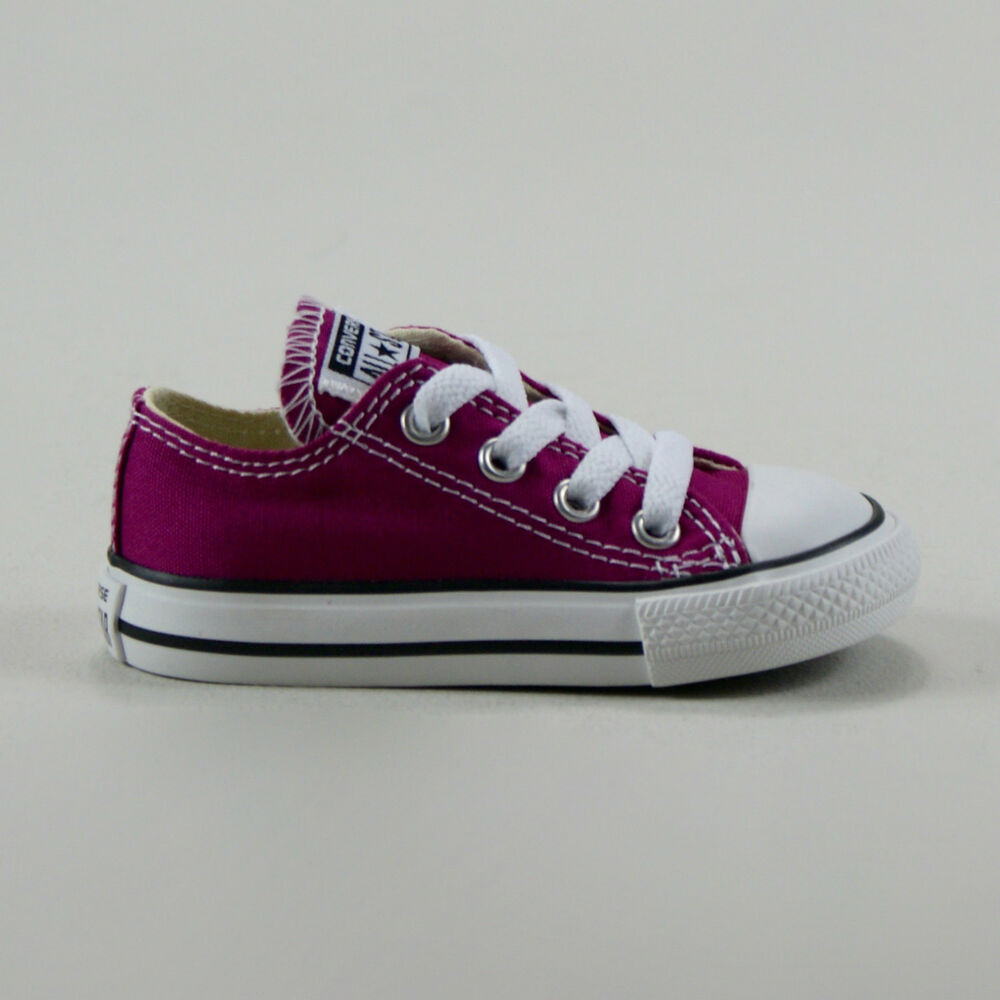Details about Converse Toddlers Infants C T 0x Trainers Pump new in Box UK  2 c32169a7f