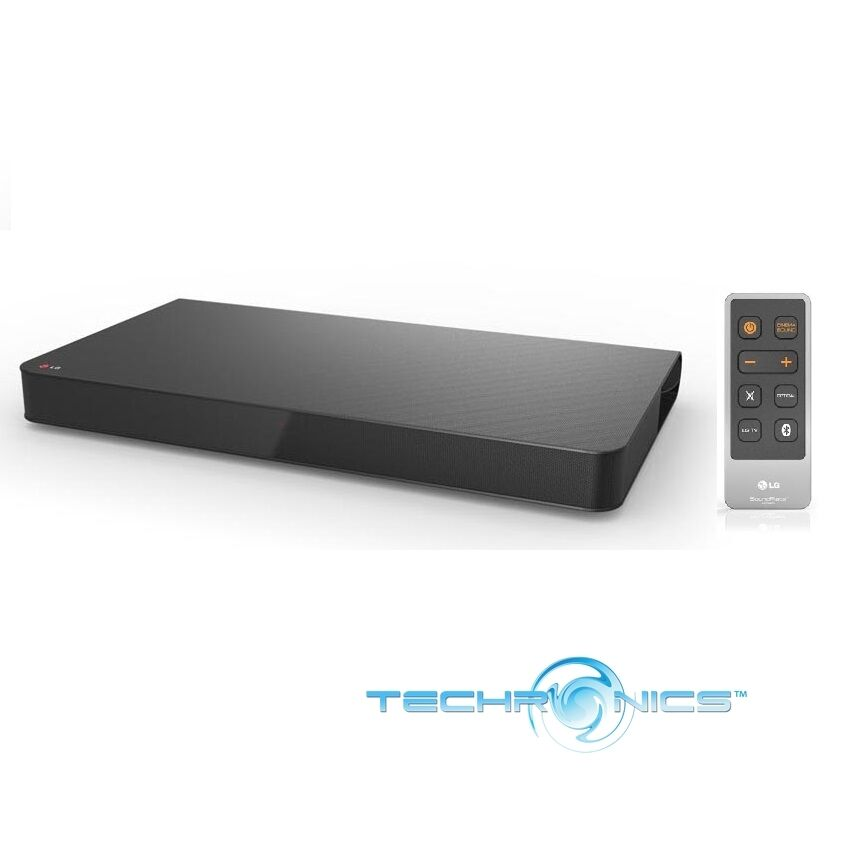 LG LAP240 100W 4.1-CHANNEL BLUETOOTH SURROUND SOUND PLATE HOME THEATER SYSTEM 719192592537