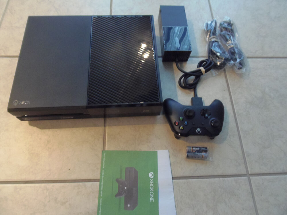 xbox one 500gb bundle free shipping 885370982343 ebay