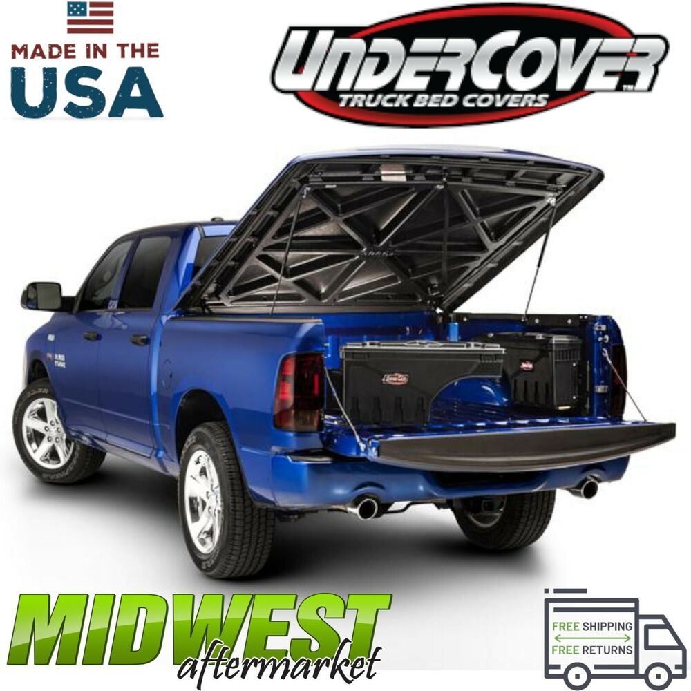 Undercover Driver Side Swing Storage Case Box Fits 2017