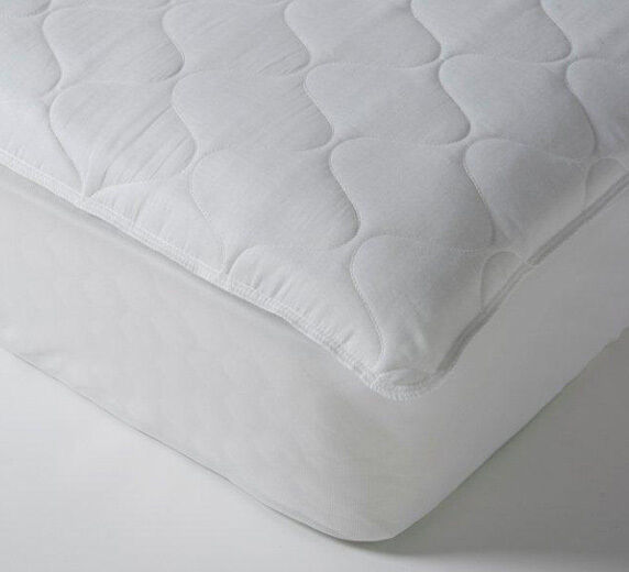 New Hospital Bed Mattress Pad Cover Comfort Choice Fitted