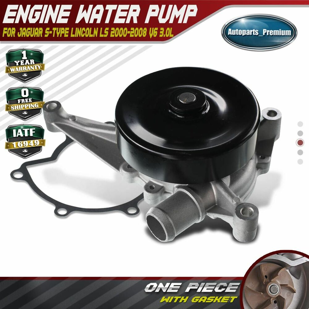Engine Water Pump For Jaguar S