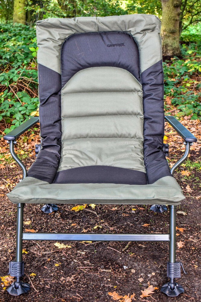 Fishing Chair Big Daddy Wide Boy Chair Extra Wide Seat