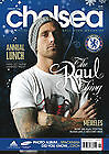 Official Chelsea Magazine January 2012 -  mint in post wrap