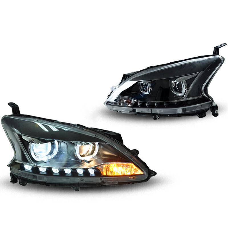 For 2013 2014 2015 Nissan Sentra B17 Hid Projector