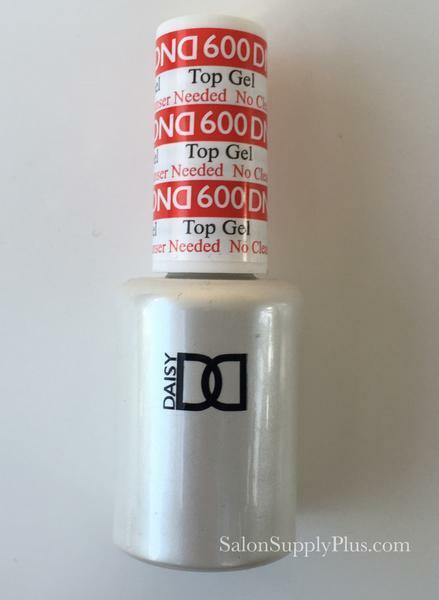 DND DAISY GEL Non-Cleansing Top Coat
