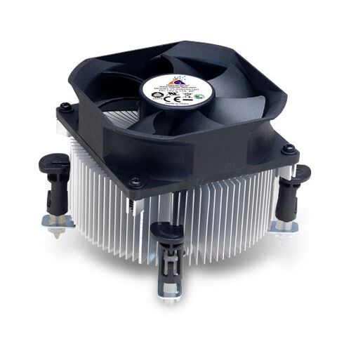 GlacialTech Igloo 5063 Silent E CPU Cooler Fan For Intel ...