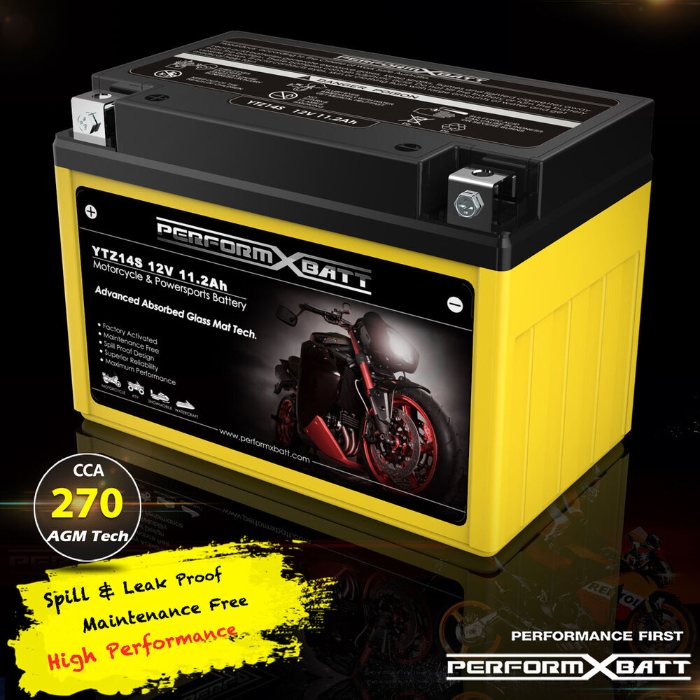 agm motorcycle battery ytz14s bmw f700gs f800 gs gt. Black Bedroom Furniture Sets. Home Design Ideas