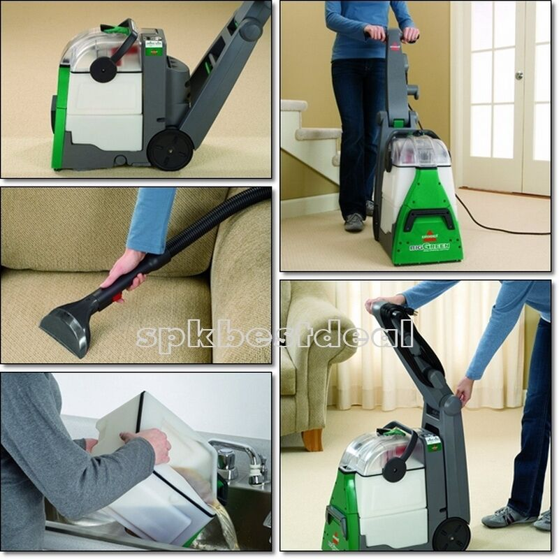 Professional Grade Carpet Deep Cleaner Cleaning Machine