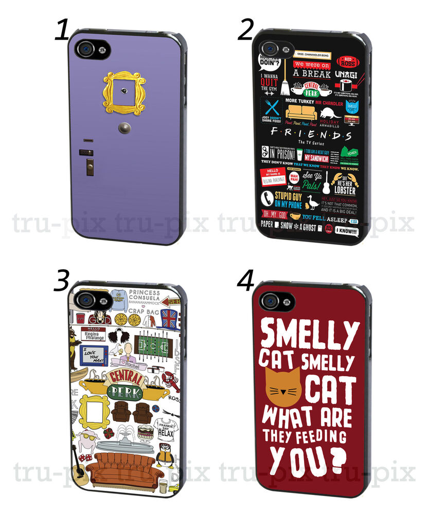 Monicau0026#39;s Door Friends TV Show Sitcom Quotes Phone Case Cover : eBay