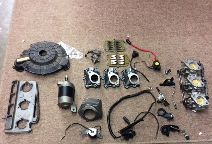 suzuki outboard motor parts 1997 85hp ebay