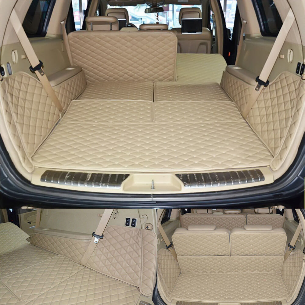 Trunk mat cargo liner auto car mats dust waterproof for for Auto flooring