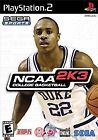 NCAA College Basketball 2K3 (Sony PlayStation 2, 2002)