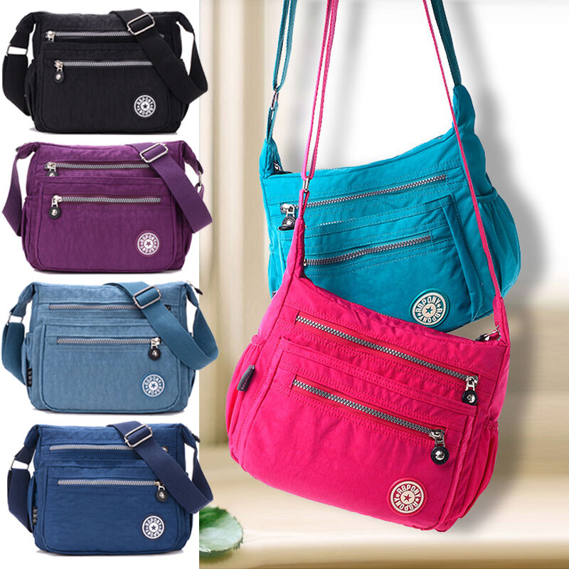Womens Shoulder Bag Purse Tote Messenger Cross Body Lady ...