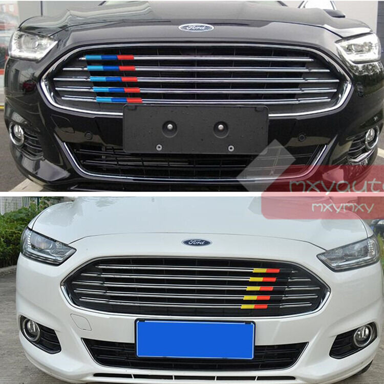 2013 Ford Fusion Exterior: New Colorful Grille Trim For Ford Mondeo Fusion 2013 2014