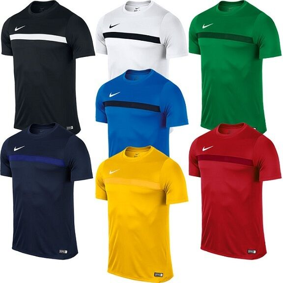 cfc25a2943b2 Details about Nike Academy 16 Training Top Dri Fit Mens Short Sleeve T Shirt  Football Jersey