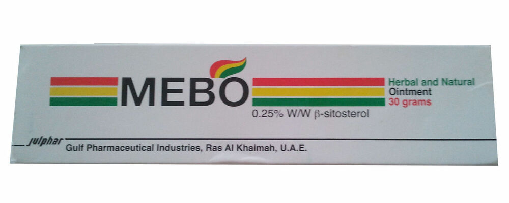 Mebo Burns And Wounds Healing Fast Pain Relief Skin Regenerate