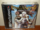 Brigandine: The Legend of Forsena (Sony PlayStation 1, 1999)